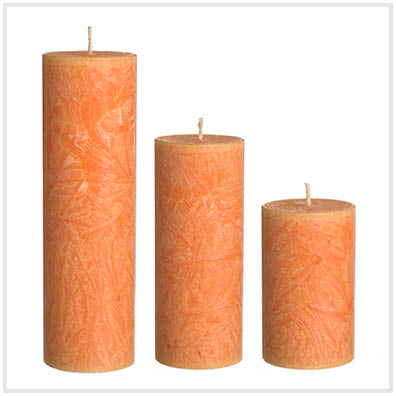 Crystalljus - Orange